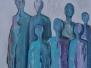 GBK Schilderijen :Minsken